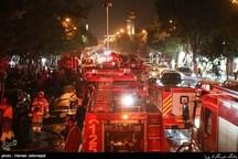 دلایل و میزان خسارت آتشسوزی بازار سنتی کرمانشاه اعلام میشود