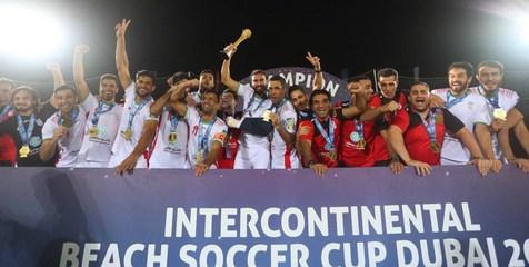 اکبری آقای گل جام بین قاره ای/ بهترین بازیکن از امارات!+ عکس و فیلم
