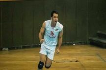 تیم والیبال شهرداری ارومیه روند صعودی دارد