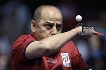 مدال برنز تنیسور جانباز آذربایجان غربی قطعی شد