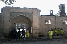 فعالیت بازار در اطراف مسجد جامع ساری از سرگرفته شد