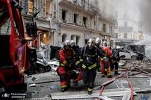 4کشته و 36 زخمی در انفجار شدید در پاریس+ تصاویر