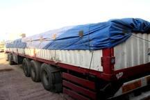 توقیف محموله چهار میلیارد ریالی قاچاق در شیراز
