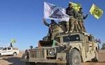 انهدام پایگاه داعش در دیاله توسط الحشد الشعبی