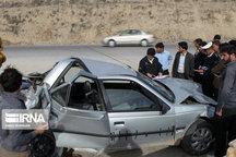 ۱۱ کشته و ۷۱ مجروح تصادفات در یک هفته