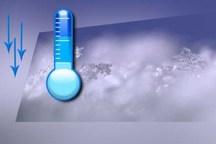 بارش باران در 13 شهر خراسان رضوی  افت 11 درجه ای دمای هوا