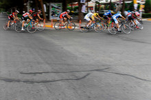 عنوان نخست شهرداری تبریز در اولین مرحله تور دوچرخه سواری اندونزی