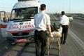 امدادرسانی هلال احمر به 59 حادثه دیده البرزی