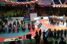 مسابقات تکواندو جام فجر ایران افتخار ایران در سطح جهان شد
