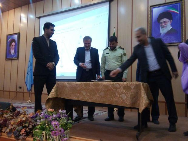 طرح استفاده از پابند الکترونیکی مددجویان زندانی در یزد اجرا شد
