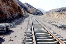 سه هزار و 197 کیلومتر خط آهن در دست احداث است