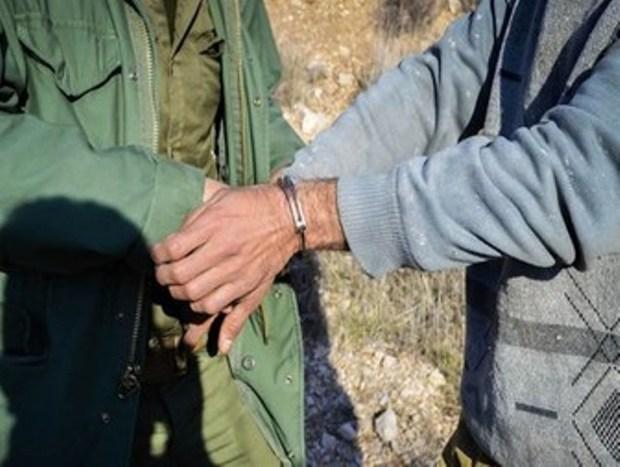 چهار شکارچی متخلف حین شکار دستگیر شدند