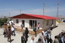 535 واحد مسکونی آماده واگذاری به زلزله زدگان گیلانغرب شد