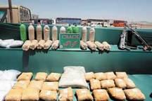 توقیف محموله 720 کیلوگرمی مواد مخدر در مرز آبی خوزستان