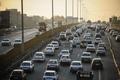 ترافیک در جاده های خروجی تهران سنگین است