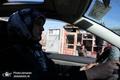 عکس/ زنی که در افغانستان تابوشکنی کرد