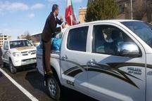 کمک های مردم ملایر به مناطق سیل زده گلستان ارسال شد