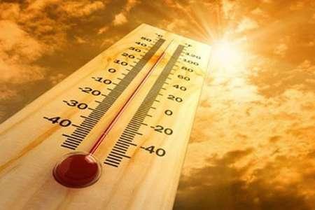 دمای هوای شهر لیکک در کهگیلویه و بویراحمد به 48 درجه رسید