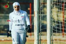 انتخاب بازیکن تیم ملی فوتبال ایران به عنوان مربی بانوان فوتبال و فوتسال سلماس