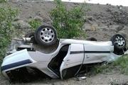 واژگونی خودرو در محور فسا - شیراز یک کشته بر جای گذاشت