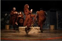 نمایش «هزارشلاق» ازاستهبان به جشنواره منطقه ای ارغون رفت