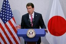 ابراز امیدواری سفیر آمریکا نسبت به موفقیت سفر نخستوزیر ژاپن به ایران