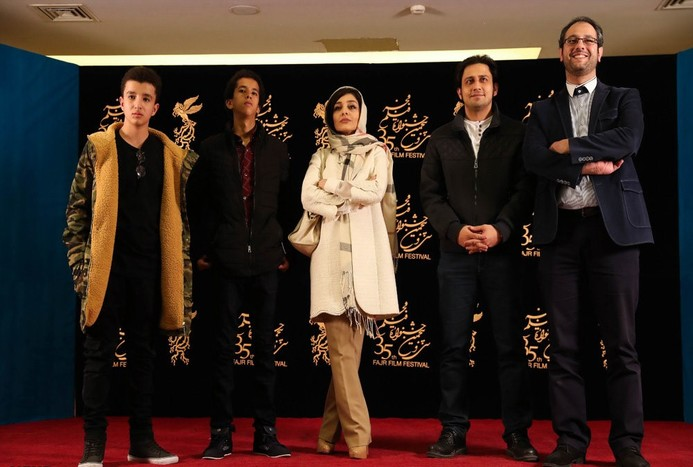 منتخب تصاویری از آخرین روز جشنواره فیلم فجر