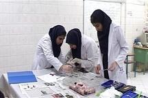 رقابت 96 دانشآموز دوره متوسطه در مسابقات ملی آزمایشگاه