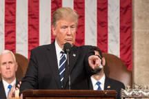 گام های قانونی برای استیضاح ترامپ/ طرح اتهامات در صحن مجلس
