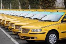 تاکسی داران خمین خواستار پیگیری مشکلات خود شدند