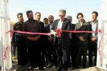 افتتاح 54 طرح عمرانی خدماتی در شهرستان اهر