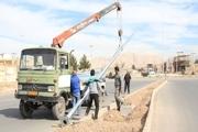 حفاری های برق تا 15 فروردین در شیراز تعطیل است