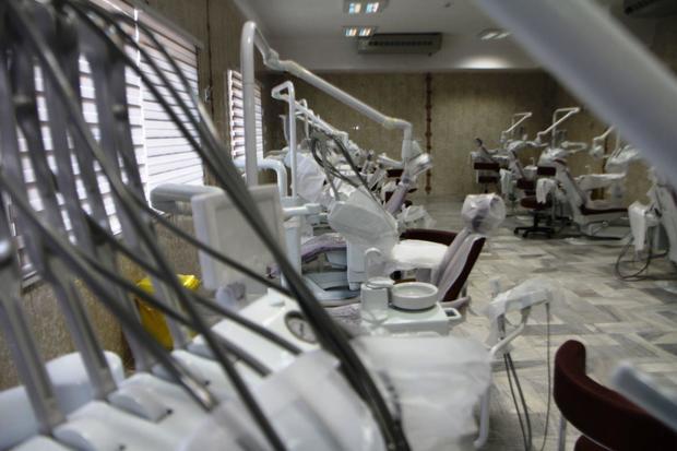 بخش های آموزشی دانشکده دندانپزشکی دانشگاه علوم پزشکی سمنان افتتاح شد