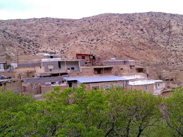 «پلنگ آباد» روستائی در آغوش سرد زاگرس
