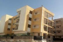 پروژه مسکن مهر پیشوا پیش از وقوع زلزله در حال فروریختن است