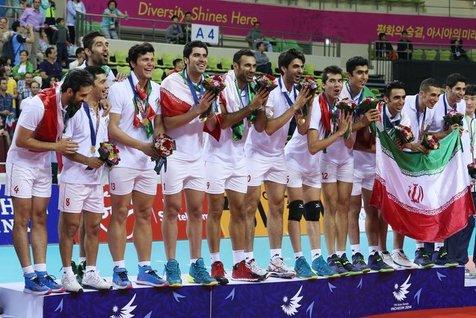آغاز مسابقات والیبال قهرمانی آسیا از فردا در تهران +تاریخچه رقابت ها
