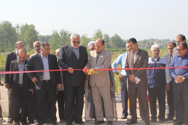 بهره برداری از 45 پروزه در روستاهای آستانه اشرفیه
