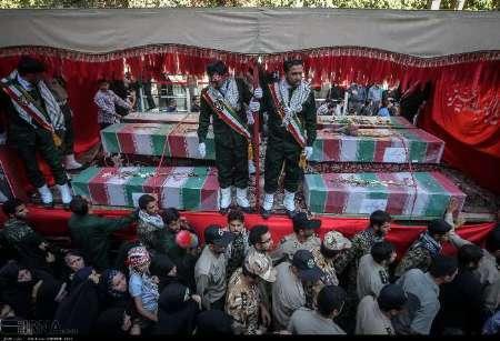 بوی عطر شهادت باردیگر در اصفهان پیچید