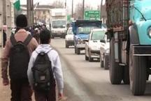 20 مدرسه در حاشیه جاده های چهارمحال و بختیاری ایمن سازی می شود