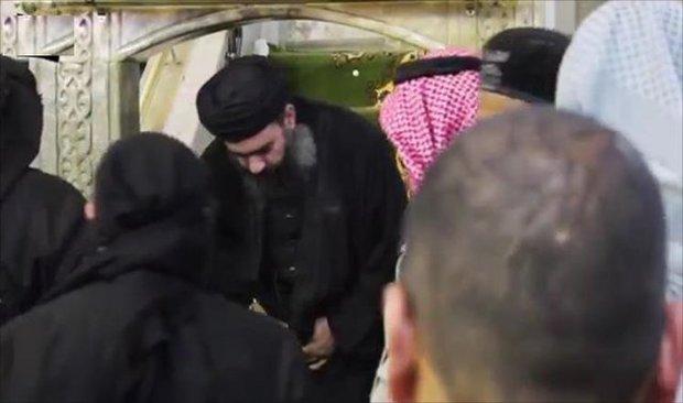 اسرار مهم از مخفیگاه البغدادی و مقر فرماندهی داعش در عراق