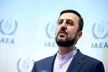 غریبآبادی: ایران یک شریک مهم آژانس است