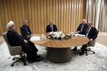 روحانی، پوتین و علی اف دور هم جمع می شوند