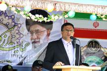 ارتش جمهوری اسلامی گره گشای مشکلات کشور است
