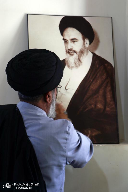 حال و هوای بیت تاریخی حضرت امام(س) در ایام ارتحال