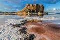 افزایش 8 سانتی متری تراز دریاچه ارومیه در هفته گذشته