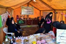 برگزاری جشنواره روستایی و عشایری در بخش علامرودشت شهرستان لامرد
