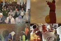 طنین نوای مرحبا یا شهر الرمضان در مساجد کردستان  آداب و رسوم ماه رمضان در استان