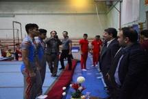 کمک یک میلیارد ریالی استاندار به هیات ژیمناستیک آذربایجان غربی