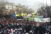 حضور باشکوه در راهپیمایی 22 بهمن توطئه دشمنان را خنثی کرد