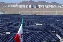 بزرگترین نیروگاه خورشیدی کشور در ابهر به طور رسمی راه اندازی شد